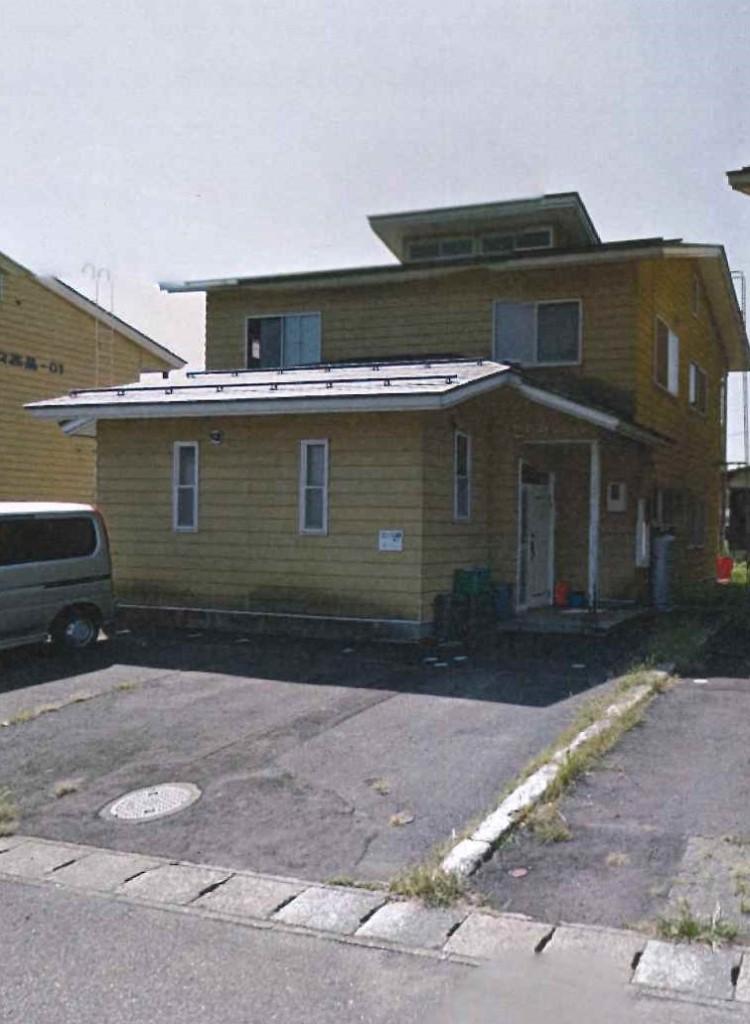 第2タウンハウス高易 B号室 外観