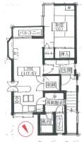 20190226183907462_0001第3タウンハウス・高易 B 平面図