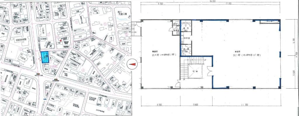 20200201143335329_0001高橋テナントビル2階平面図