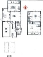 清川町13-38平面図